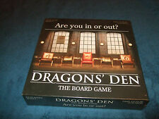 Dragons Den The Modern Family Board Game by Winning Moves 2010