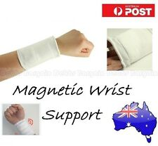 MAGNETIC WRIST GUARD BAND/BRACE SUPPORT FOR CARPAL TUNNEL & RSI PAIN RELIEF-C002