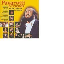 Pavarotti & Friends For The Children Of Liberia Celine Dion Eros Ramazzotti