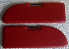 Coppia pantina parasole ROSSA Fiat 500 F/L/R