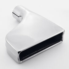 """CHEVROLET CAMARO TRUCK SS Offset 2.5"""" inlet exhaust tip 10 long stainless steel"""