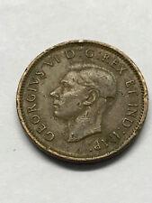 1942 Canada 1 Cent  VF #13655
