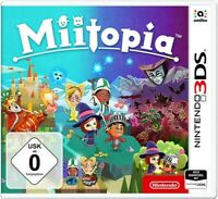 Nintendo 3DS Spiel - Miitopia mit OVP