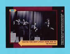 The Precisions  Soul Music Collector Card  Have a Look!
