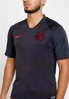 Nike Breathe Paris Saint-Germain PSG Strike Men's Short-Sleeve Football Top - M