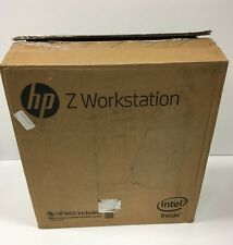 HP Z240 Workstation Desktop PC E3-1225v5 8GB 1TB DVDRW Windows 7 Pro L9K22UT NEW