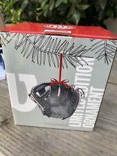 wilson A2000 Christmas ornament