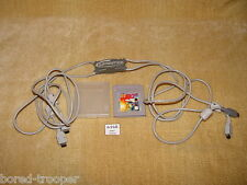 NINTENDO Game Boy GB F1 F-1 RACE Game Cart WITH 4 (FOUR) PLAYER ADAPTER  WOW!