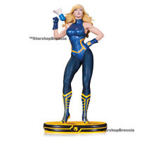 Dc Comics - Black Canary Couverture Girls Of The Universe Resin Statue Direct