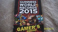 Guiness World records 2015 Gamer's Edition over 3 million gamer's annuals sold