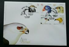 Portugal Birds 2001 Aves Prey Wildlife Fauna (stamp FDC)