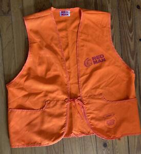RedMan Chew Hunter Orange Vest Gun Hunting