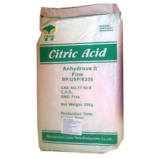 Hexeal  100% Anhydrous 25 kg Citric Acid