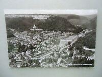 Ansichtskarte Bad Liebenzell im Schwarwald 50/60er?? Luftbild