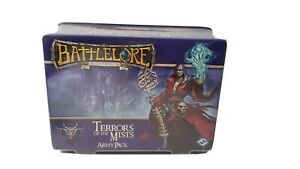 Battlelore 2nd Edition Terrors of the Mists  Army Pack Brand New SEALED