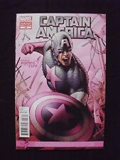 Captain America #18  Susan G Koman for the Cure Variant Cover VF+/NM