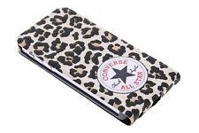 Converse Flip Case for iphone 5S (Leopard Print)