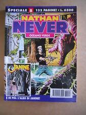 NATHAN NEVER Speciale n°8 Edizione Bonelli    [G363] con albo