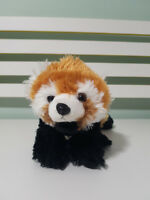 RED PANDA PLUSH TOY SOFT TOY ANIMAL WILD REPUBLIC ABOUT 18CM TALL!