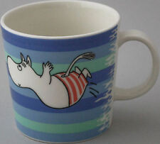 Moomin Mug Dive / Uimahyppy 2006 Arabia New