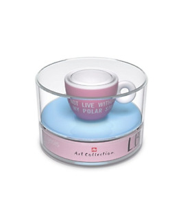 ILLY Art Collection - Louise Bourgeois - 1 Espresso Cup Gift Set Box