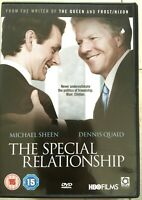 The Special Relationship DVD 2010 HBO Tony Blair Bill Clinton TV Movie Drama