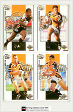 2005 Select NRL Power Series Trading Cards Base Team Set West Tiger(12)**