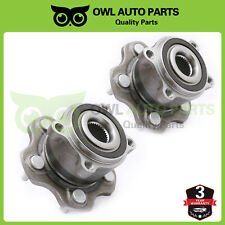 2 Rear Wheel Hub Bearing Assembly Left Right Set Fit G35 G37 EX35 M56 AWD 512379