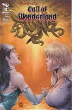 GRIMM FAIRY TALES - CALL OF WONDERLAND #4 (OF 4) COVER A ZENESCOPE COMICS