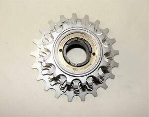 ~ Excellent Suntour Winner Pro 6 Speed Freewheel 13-21 Cogs - VGC ~