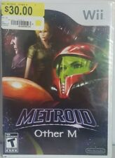 Nintendo Wii Metroid: Other M Video Game Teen/Adolescents (2010)