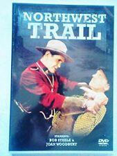 Northwest Trail Bob Steele Joan Woodbury DVD Western NTSC 0 Plays Worldwide, , L