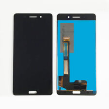 """5.5"""" Black Touch Digitizer & LCD Display Screen Assembly Repair Part For Nokia 6"""