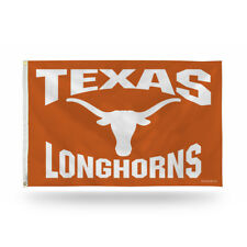 Texas Longhorns Ncaa 3X5 Indoor Outdoor Banner Flag with grommets for hanging