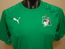 IVORY COAST OFFICIAL LICENSED AWAY JERSEY 14/15  MENS MED NEW