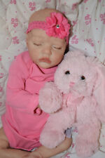 "Custom Order Reborn Twin B 17"" doll Bonnie Brown~ Reborns by Jill"