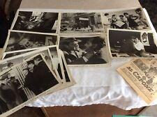 AL CAPONE 1959 Vintage 28 Black&white Movie Photos