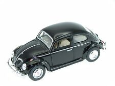 Kinsmart 1967 Volkswagen Classical Beetle (Black)1:32 Die Cast Metal Collectable