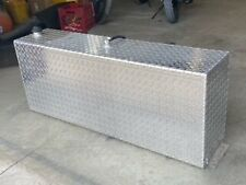 Aluminum Tank Industries Rectangular Auxiliary Fuel Tank
