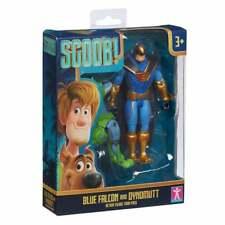 Scooby-Doo - SCOOB! 5in 2 Action Figure Twin Pack - Blue Falcon & Dynomutt