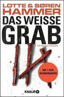 Das weisse Grab  Lotte und Soren Hammer Thriller Taschenbuch  ++Ungelesenes++