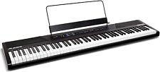 Alesis Recital Digital Piano 88 Full-Sized Semi-Weighted Keys