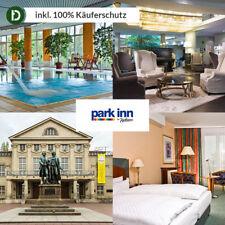 3 Tage Kurzurlaub in Weimar im Park Inn by Radisson mit Frühstück