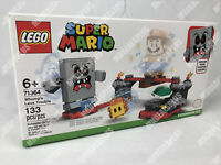**NEW** LEGO Super Mario Whomp's Lava Trouble Expansion Set 71364