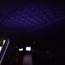 USB Car Interior Atmosphere Star Sky Lamp Ambient Star Light LED Projector light