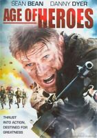 Age of Heroes (DVD, 2012), New, Sean Bean, Danny Dyer