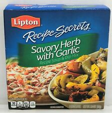 Lipton Recipe Secrets Savory Herb with Garlic Soup & Dip Mix 2.4 oz