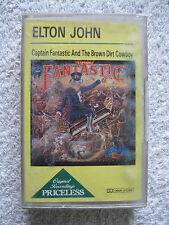 MC Elton John Captain Fantastic and the Brown Dirt Cowboy PRICELESS RECORDS