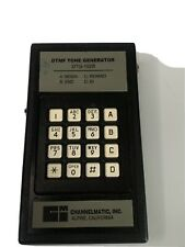 Dtmf Tone Generator Dtg 102b Channelmatic Cable Test Equipment