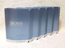Hugo Boss PURE - LOT OF (5) EDT .06 oz. Splash Samples Carded
